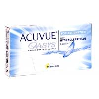 Астигматические линзы Acuvue Oasys Toric