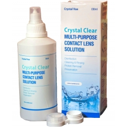 Раствор Neo Vision Crystal Clear 130 ml