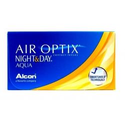 Линзы Air Optix Night&Day Aqua